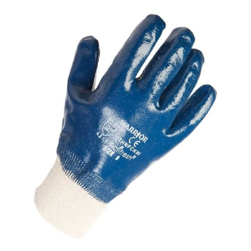 Warrior Heavyweight Nitrile Gloves - 12 Pairs